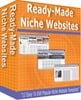 12 Ready Made Niche Websites with Master Resale Rights