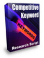 Thumbnail Competitive Keyword Research Script