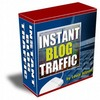 Instant Blog Traffic - With Resell Rights