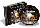 Royalty Free Music Explosion With Master Resale Rights