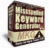 Thumbnail Misspelled Keyword Finder with master resell rights