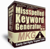 Thumbnail Misspelled Keyword Generator MRR