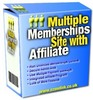 Thumbnail Multiple Membership Site With Affiliate
