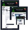 Thumbnail Christmas Tree Website Wordpress Theme Blogger Html Template