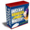 Instant Squeeze Page Mastery Videos with Resell Rights