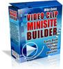 Thumbnail YouTube Video Clip Website Builder MRR