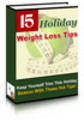 Thumbnail 15 Holiday Weight Loss Tips with PLR