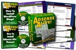 Thumbnail Adsense Alive with MRR and FREE BONUS