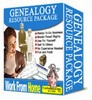 Thumbnail Genealogy Resource Package