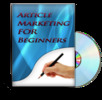 Thumbnail Article Marketing For Beginners Instruction Video