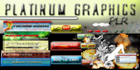 Thumbnail Platinum Graphics VIP - Graphics with PLR