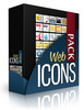 Thumbnail Web Icons Pack Graphics - Graphics with PLR