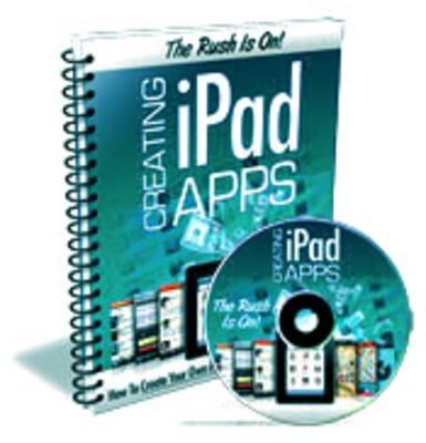 Product picture Create iPad Apps with MRR