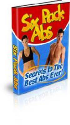 Product picture 6 Pack Abs with MRR