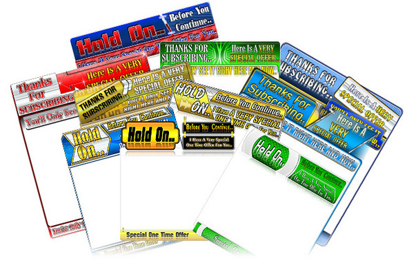 Product picture 10 brand new OTO Templates with mrr