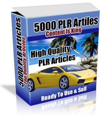 Product picture 5000 PLR Articles Private Label Rights