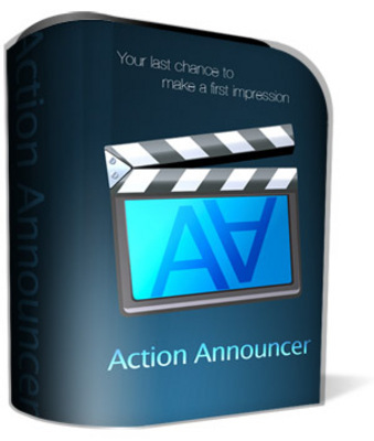 Product picture Action Announcer - Make Money From Exit Traffic w MRR & PLR