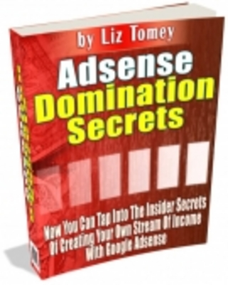 Product picture Adsense Domination Secrets