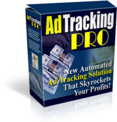 Product picture Ad Tracking Pro With PLR and Master Resale Rights