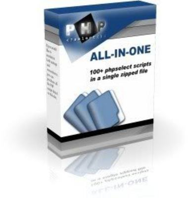 Product picture 300 and more PHP Scripts For Webmaster (Super Pack)