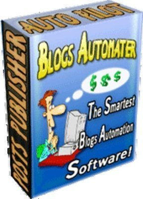 Product picture Blogs Automator - Autoblogging PHP Script - Automate Blogs