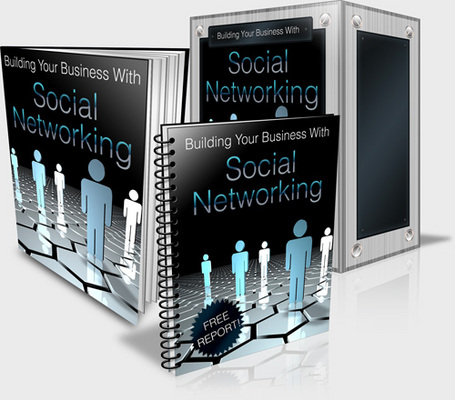 Product picture Building Your Business With Social Networking Niche Website