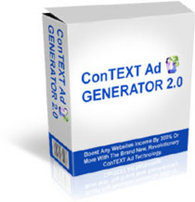 Product picture ConTEXT Ad Generator 2.0