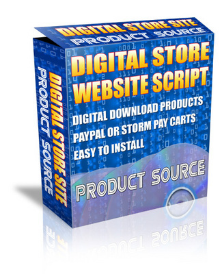 Product picture Digital Store WS Scrip MRR