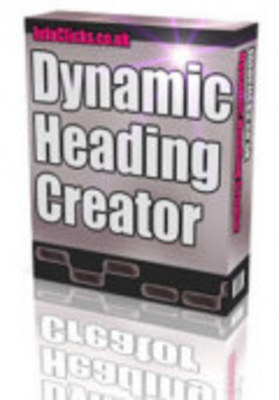 Product picture Dynamic Heading Creator Version 1