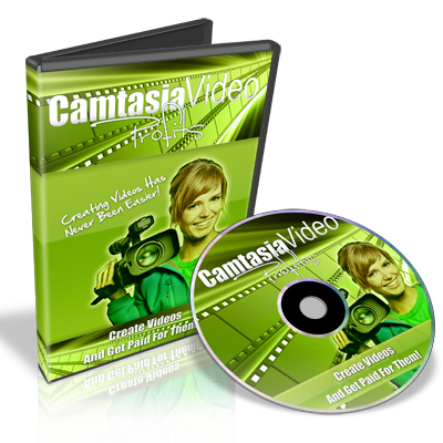 Product picture Camtasia  Profits Instruction Video