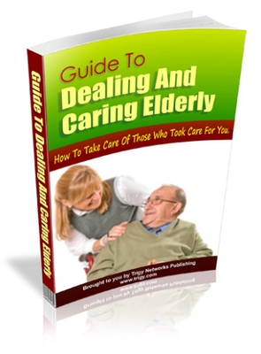 Product picture Guide To Dealing and Caring Elderly MRR