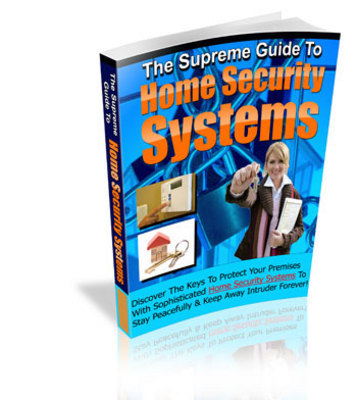 Product picture Home Security Systems