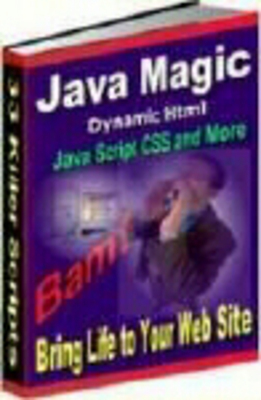 Product picture Java script Magic with master resell rights