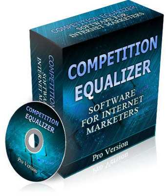 Product picture Competition Equalizer With Master Resale Rights