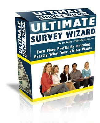 Product picture Ultimate Survery Wizard With Master Resale Rights