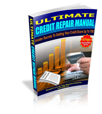 Product picture Ultimate Credit Repair Manual with MRR