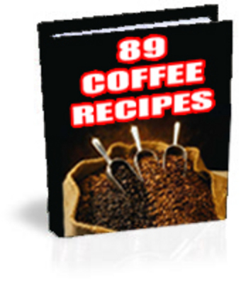 Product picture 89 Original Recipes for Coffee Lovers