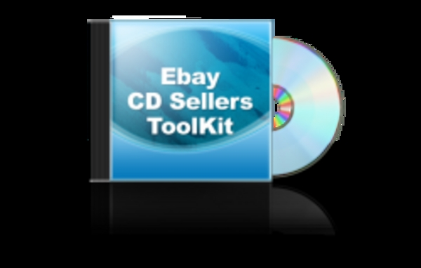 Product picture Ebay CD Seller toolkit