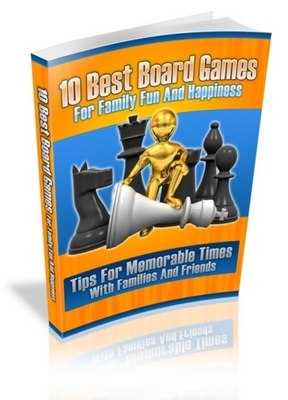Product picture 10 Best Board Games For Family Fun And Happiness with MRR