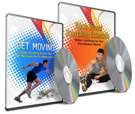 Product picture The Fitness Video Series with Master Resell Rights
