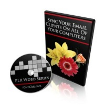 Product picture Sync Your Email Clients On All Of Your Computers PLR Video