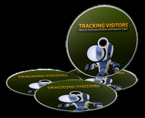 Product picture How To Track Visitors To Your Website Video