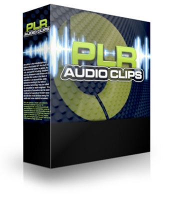 Product picture PLR Audio Clips V2 with Master Resell Rights