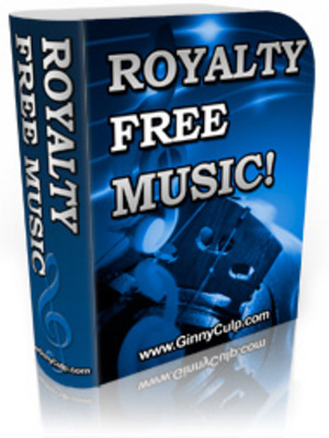 Product picture 100 Royalty Free Music Loops- Royalty Free Music with PLR