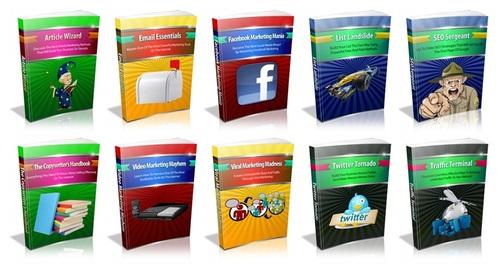 Product picture Internet Marketing Niche eBooks