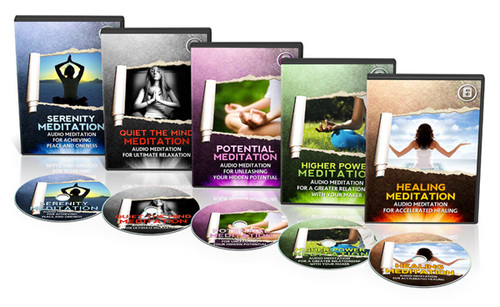 Product picture Meditation Mastery Package