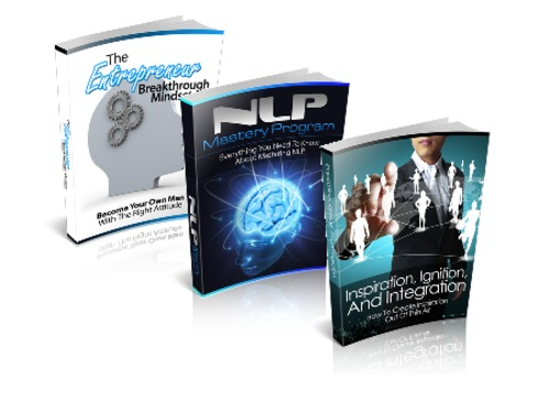 Product picture Mind Mastery Niche eBooks